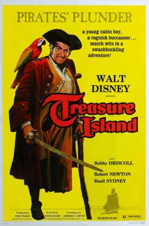 Treasure Island Voice Acotr