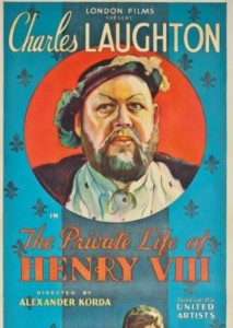 1933 the private live of henry viii