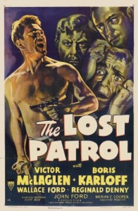 1934 The Lost Patrol