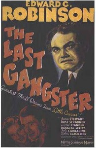 1937 The Last Gangster