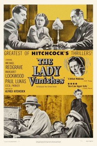 1938 The Lady Vanishes