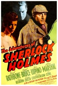 1939 The Adventures of Sherlock Holmes