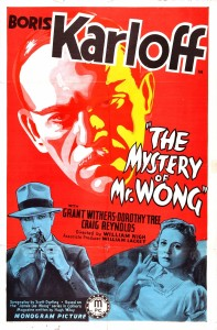 1939 The Mystery of Mr Wong