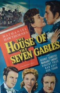 1940 The House of the Seven Gables
