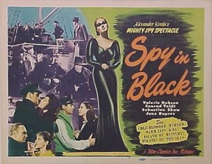 1940 spy in black