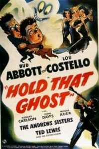 1941 Hold That Ghost