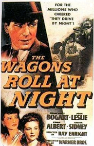 1941 The Wagons Roll at Night