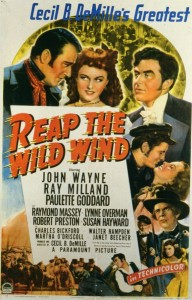 1942 Reap the Wild Wind
