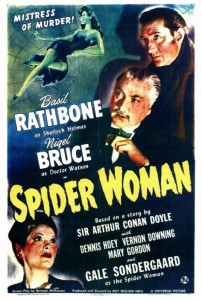 1944 The Spider Woman