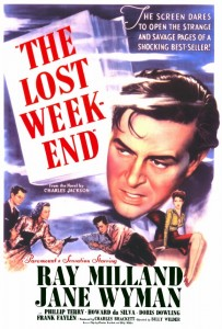 1945 The Lost Weekend