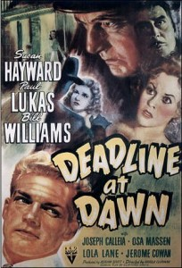 1946 Deadline at Dawn
