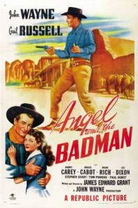 1947 Angel and the Badman