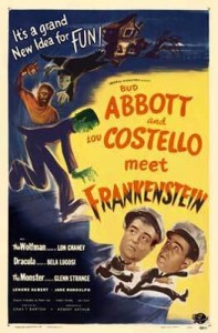 1948 Abbott and Costello Meet Frankenstein