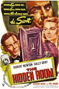 1949 Obsession_(The_Hidden_Room)_poster