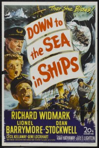 1949 down to the sea in ships