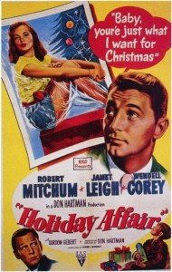 1949 holiday affair
