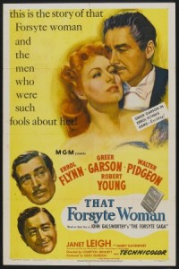 1949 that forsythe woman