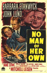 1950 No Man of Her Own