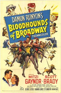 1951 bloodhounds of broadway