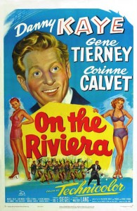 1951 on the riviera
