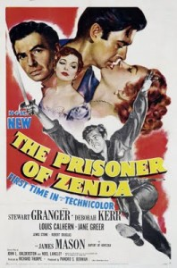 1952 the prisoner of zenda