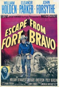 1953 Escape from Fort Bravo