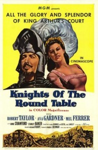 1953 Knights of the Round Table