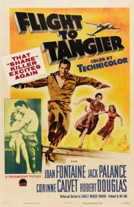 1953 flight to tangier