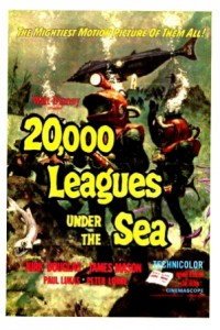 1954 20,000 Leagues Under the Sea
