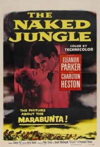 1954 the naked jungle