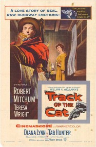 1954 track of the cat