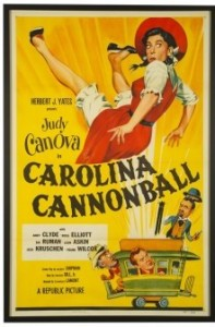 1955 carolina cannonball