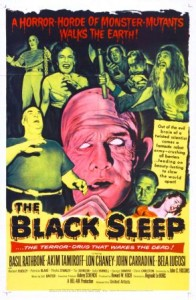 1956 the black sleep
