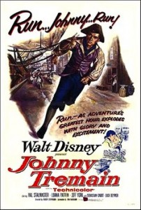 1957 johnny tremain