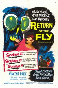 1959 the return of the fly