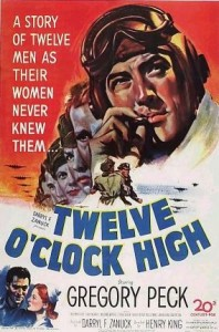12 O'Clock High (1949) with Gregory Peck