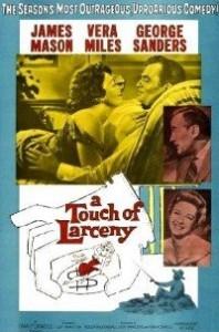 A Touch of Larceny (1959) with James Mason