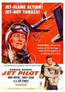 Jet Pilot (1957) with John Wayne