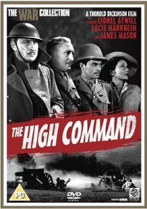 The High Command (1936) with Lionel Atwill and James Mason