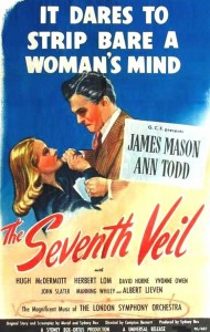 The Seventh Veil (1945) with James Mason