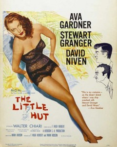 The Little Hut (1957) with Ava Gardner