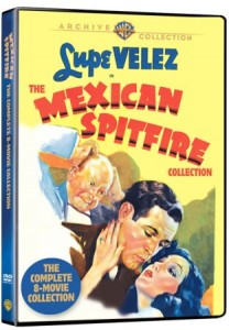 The Mexican Spitfire: Complete Movie Collection (1939-1943 ...