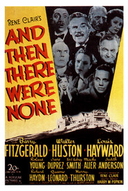 And Then There Were None (1945) with Walter Huston