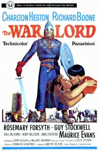 The War Lord (1965) with Charlton Heston
