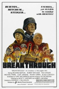 Breakthrough (1979) with Robert Mitchum and Richard Burton