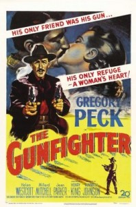 The Gunfighter (1950) with Gregory Peck