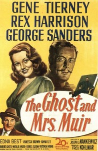 The Ghost and Mrs. Muir (1947) with Gene Tierney