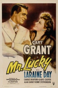 Mr. Lucky (1943) with Cary Grant