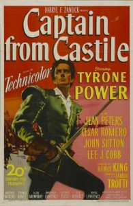 Captain from Castile (1947) with Tyrone Power