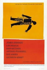 Anatomy of a Murder (1959) with Jimmy Stewart